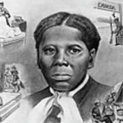 Harriet Tubman Art Print by Curtis James
