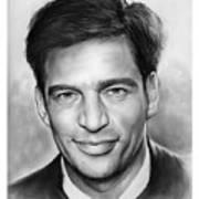 Harry Connick, Jr. Art Print