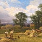 Harvest Time Print by GV Cole