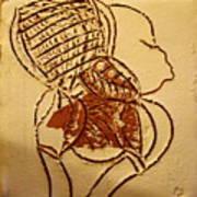 Has Been - Tile Art Print