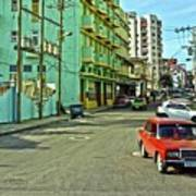 Havana-47 Art Print