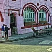 Havana-52 Art Print