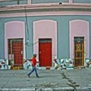 Havana-54 Art Print