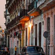 Havana Art Print
