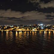 Havana Nights Art Print