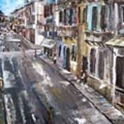 Havana Print by Travis Kelley