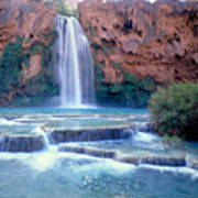 Havasu Falls - Grand Canyon Art Print