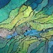 Haystack Mountain Art Print
