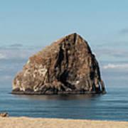 Haystack Rock - Pacific City Oregon Coast Art Print