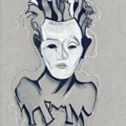 Head Trip Art Print