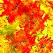 Healing 080109 Art Print
