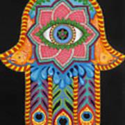 Healing Power Art Print