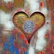 Healing The Heart Art Print
