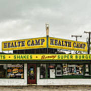Health Camp Art Print