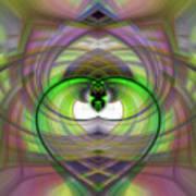 Heart 11 - Yin Art Print