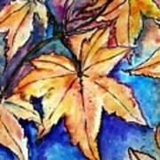 Heart Of Fall Art Print