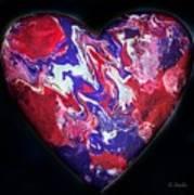 Heart Of The Matter Art Print