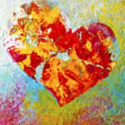 Heartfelt I Art Print
