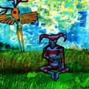 Heartland Ghosts Art Print