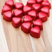 Hearty Heart Art Print