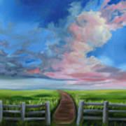 Heaven Bound Art Print