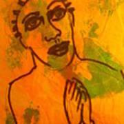 Heaven In The Ghetto Prayers Art Print