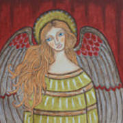 Heavenly Angel Art Print