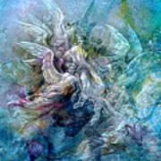 Heavenly Queen 2 Art Print