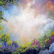 Heaven's Garden Art Print