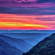 Heaven's Gate - West Virginia 6 Art Print