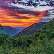 Heaven's Gate - West Virginia Art Print