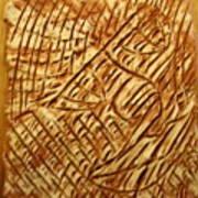 Heavenward- Tile Art Print