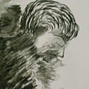 Heavy Shadows Part 6 Art Print