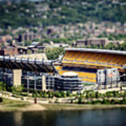Heinz Field Pittsburgh Steelers Art Print