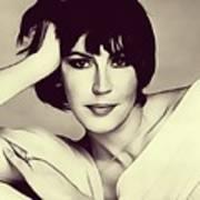 Helen Reddy, Singer Art Print