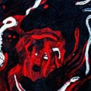 Hell Beast Art Print