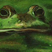 Helllloooooo Hopper Art Print