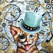 Hello Kitty Art Print
