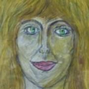 Hello Mary Lou Art Print