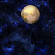 Hello Pluto Art Print
