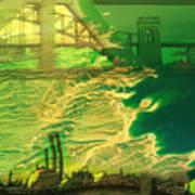 Hells Gate Art Print