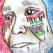 Help Haiti  For A Better Future  Art Print
