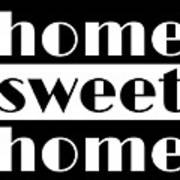 Heme Sweet Home Art Print