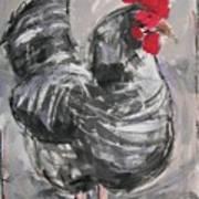 Hen II Art Print