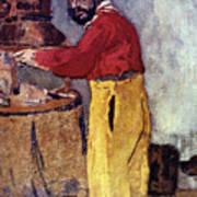 Henri De Toulouse-lautrec Art Print
