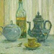 Henri Le Sidaner 1862 - 1939 Still Life Art Print