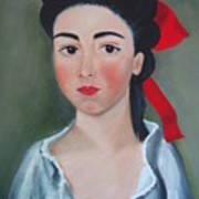 Henrietta Art Print