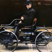 Henry Ford, 1863-1947 Art Print