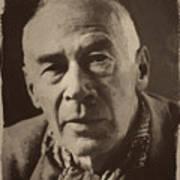Henry Miller 1 Art Print