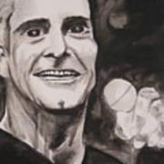 Henry Rollins Art Print
